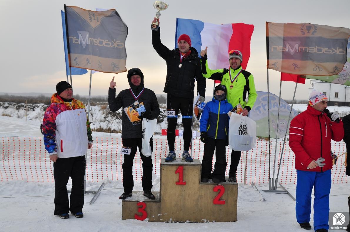 Сотрудница детского сада и мастер спорта по самбо выиграли кубки «AkademMan»