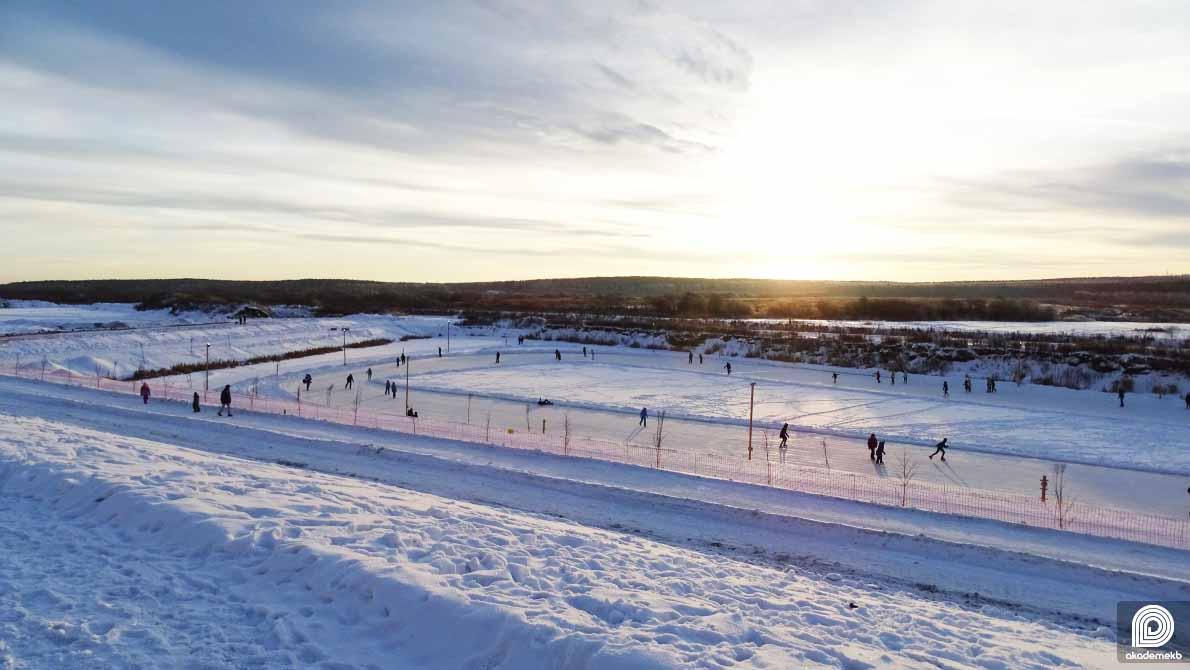 В Академическом пройдёт рождественский турнир по дворовому хоккею