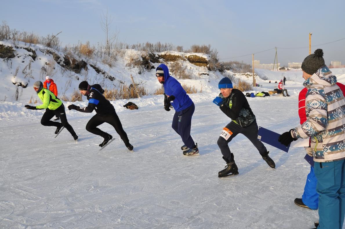 Гонка на выбывание на коньках в рамках «AkademMan» пройдёт уже завтра