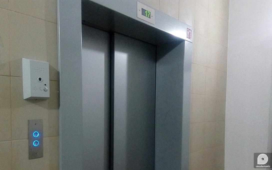 Ожидайте: лифт на Рябинина, 19 заработает на следующей неделе