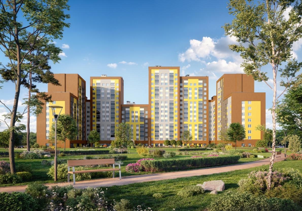 В Академическом продают квартиры с видом на Преображенский парк