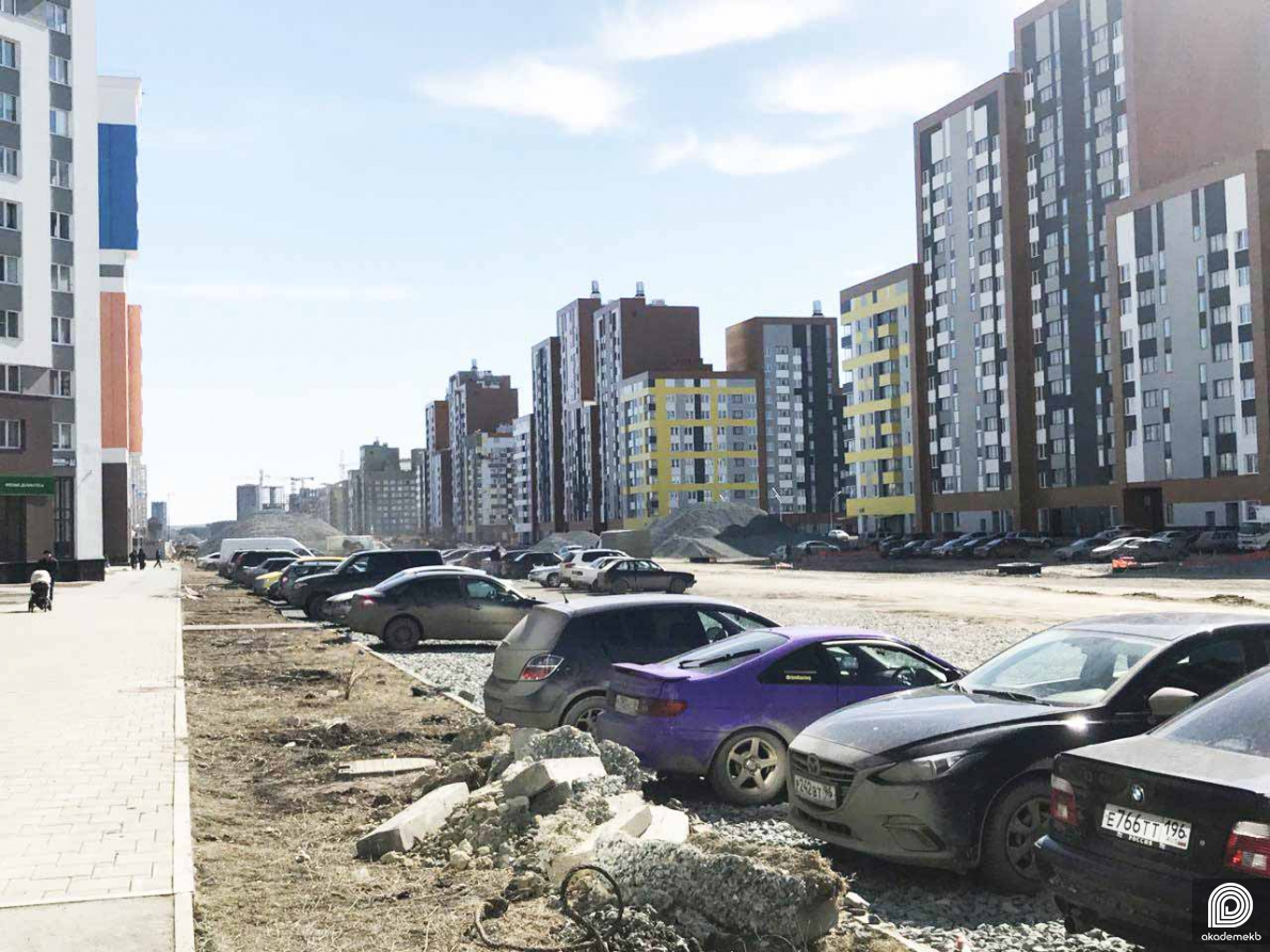 Проспект Сахарова сдадут в этом году и начнут проектировать новую очередь до Суходольской