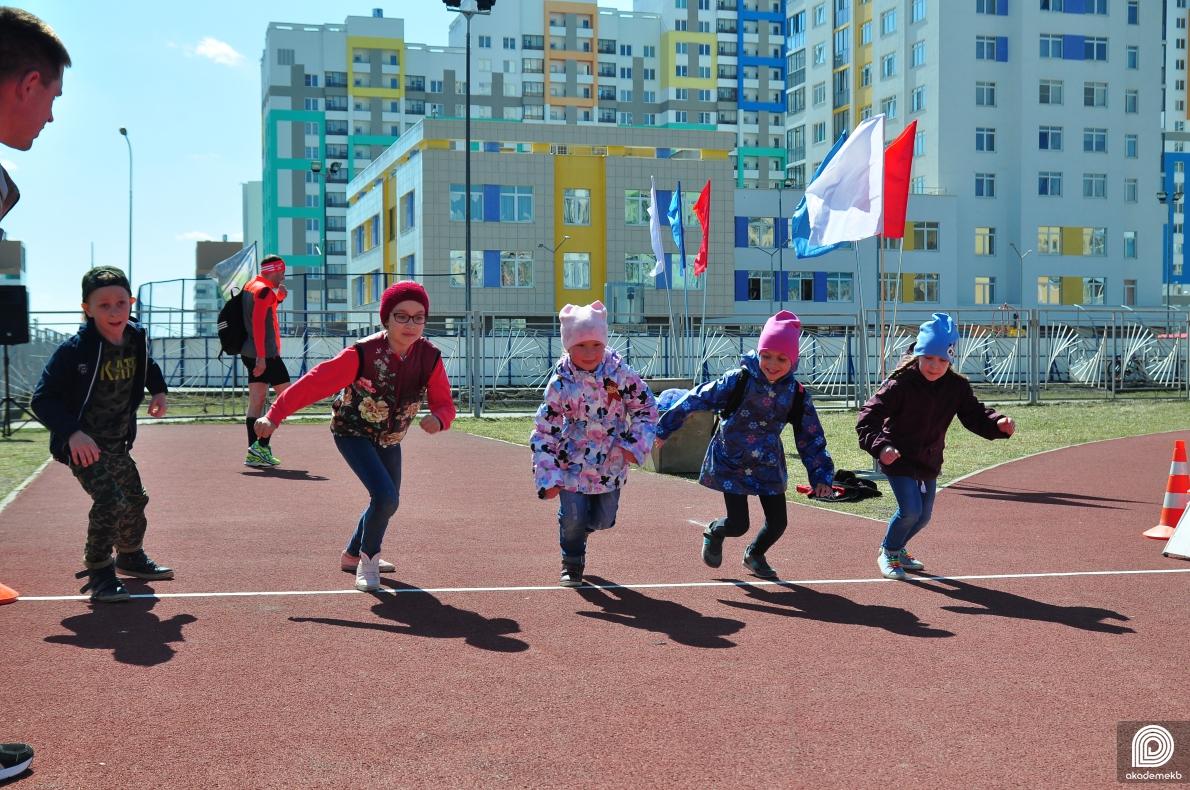 Турнир по бегу в рамках районной спартакиады пройдет в субботу