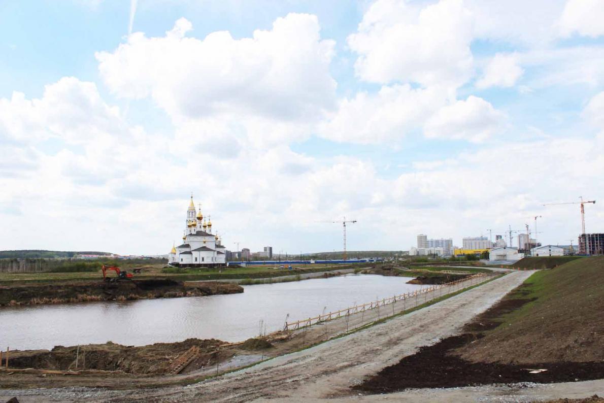 Для очистки пруда в Преображенском парке закупят 500 толстолобиков