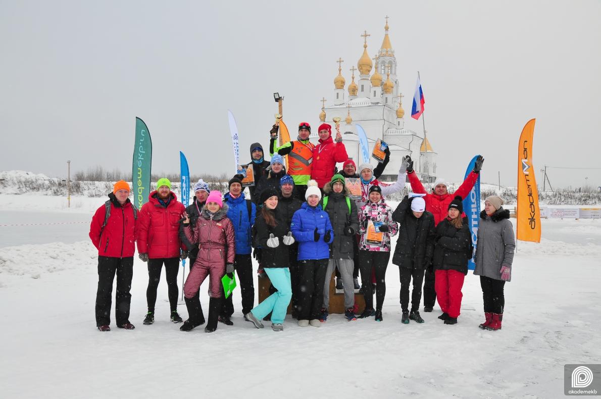 «Уральский квадратлон»: на финальном этапе «AkademMan» наградили лучших спортсменов сезона