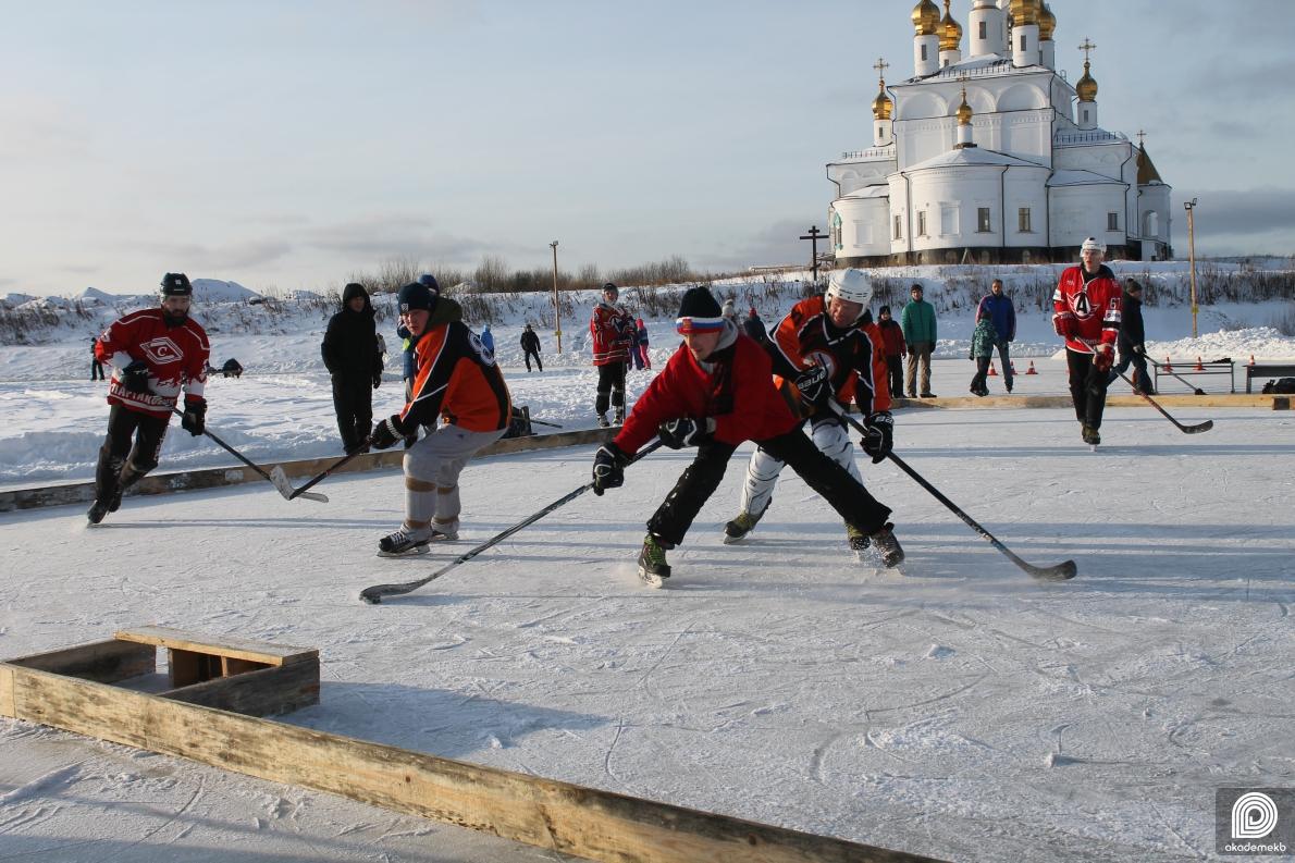 Результаты рождественского турнира по хоккею