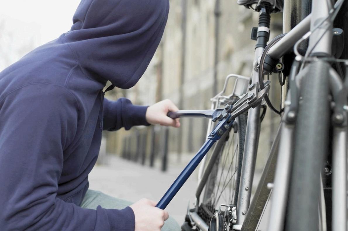 В Академическом школьники раскрыли кражу велосипеда