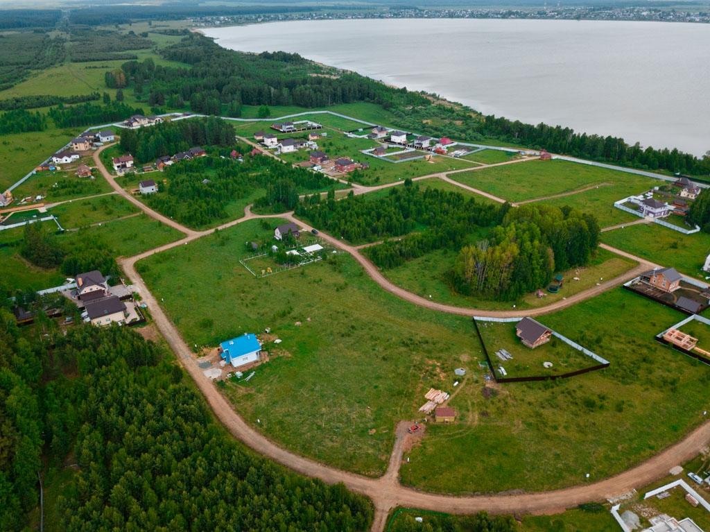Живите за городом сейчас, а платите потом: интересная рассрочка в поселках под Екатеринбургом