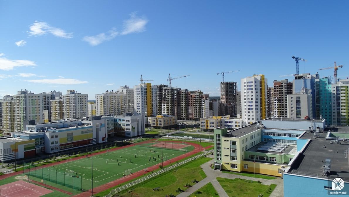 Жители Академического собирают подписи за строительство новых школ