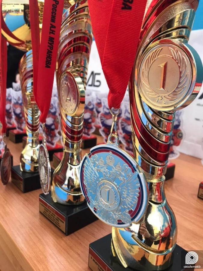 В Академическом прошел межрегиональный турнир по самбо среди школьников