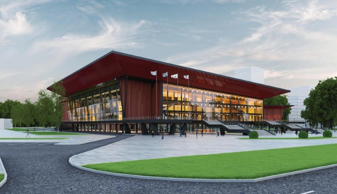 К «Универсиаде» в Академическом построят два спортивных объекта и запустят электричку