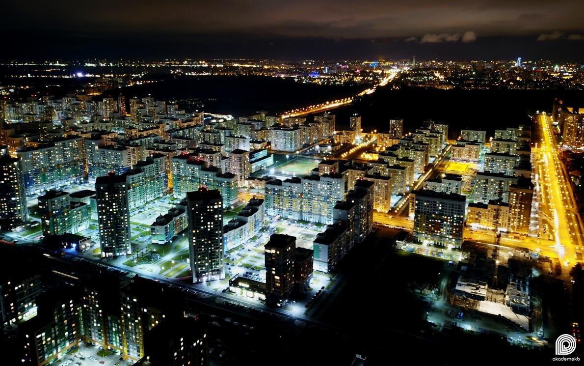 Глава Екатеринбурга дал старт созданию восьмого района