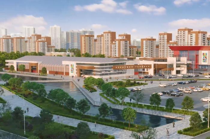 В Преображенском парке началось строительство Академии тенниса