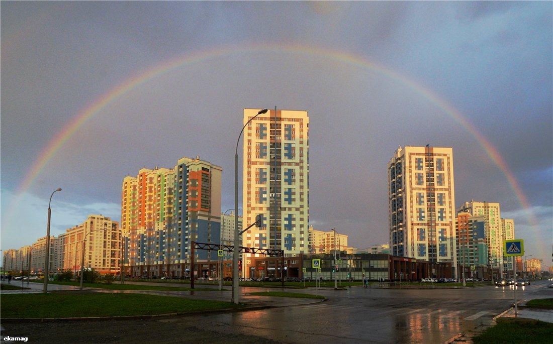 Компания «РСГ-Академическое» возглавила рейтинг крупных застройщиков по объёму ввода жилья