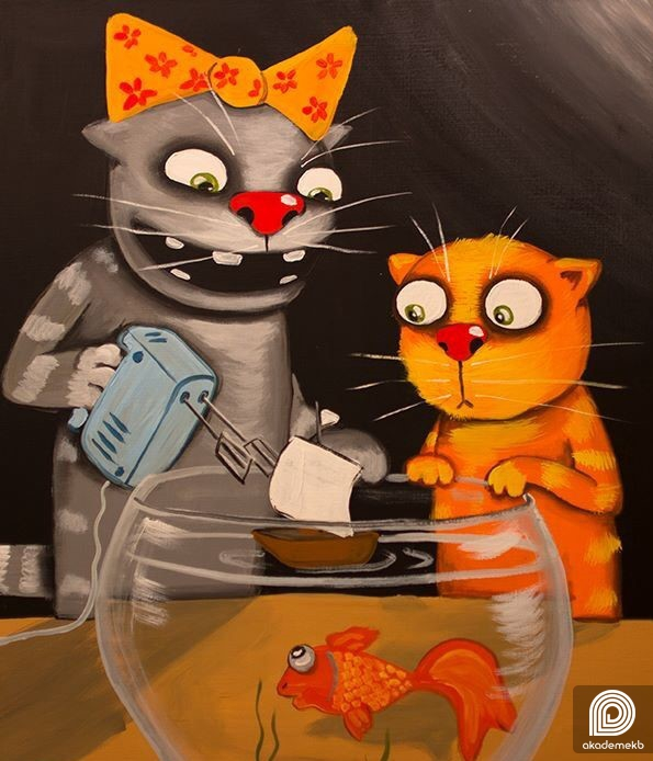 4566a85fbfb36b62346992a1eaf1a6d2--naive-art-cat-lady Загрузки