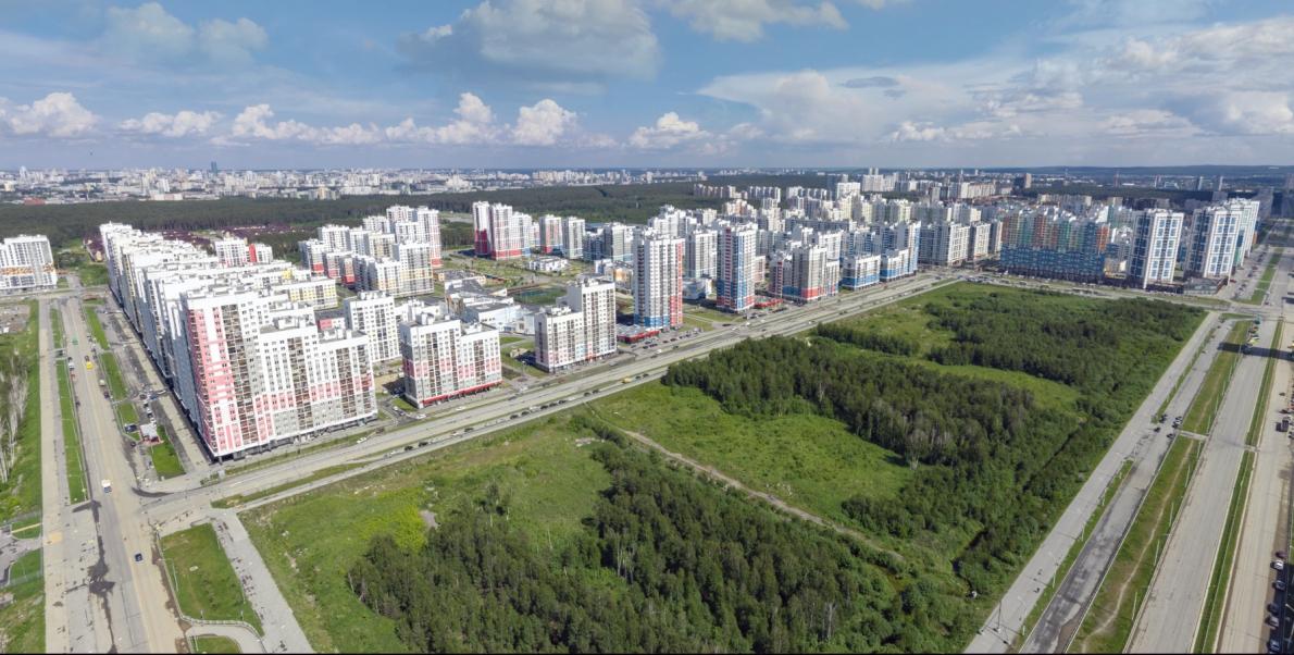 Академический официально станет восьмым районом к 300-летию Екатеринбурга