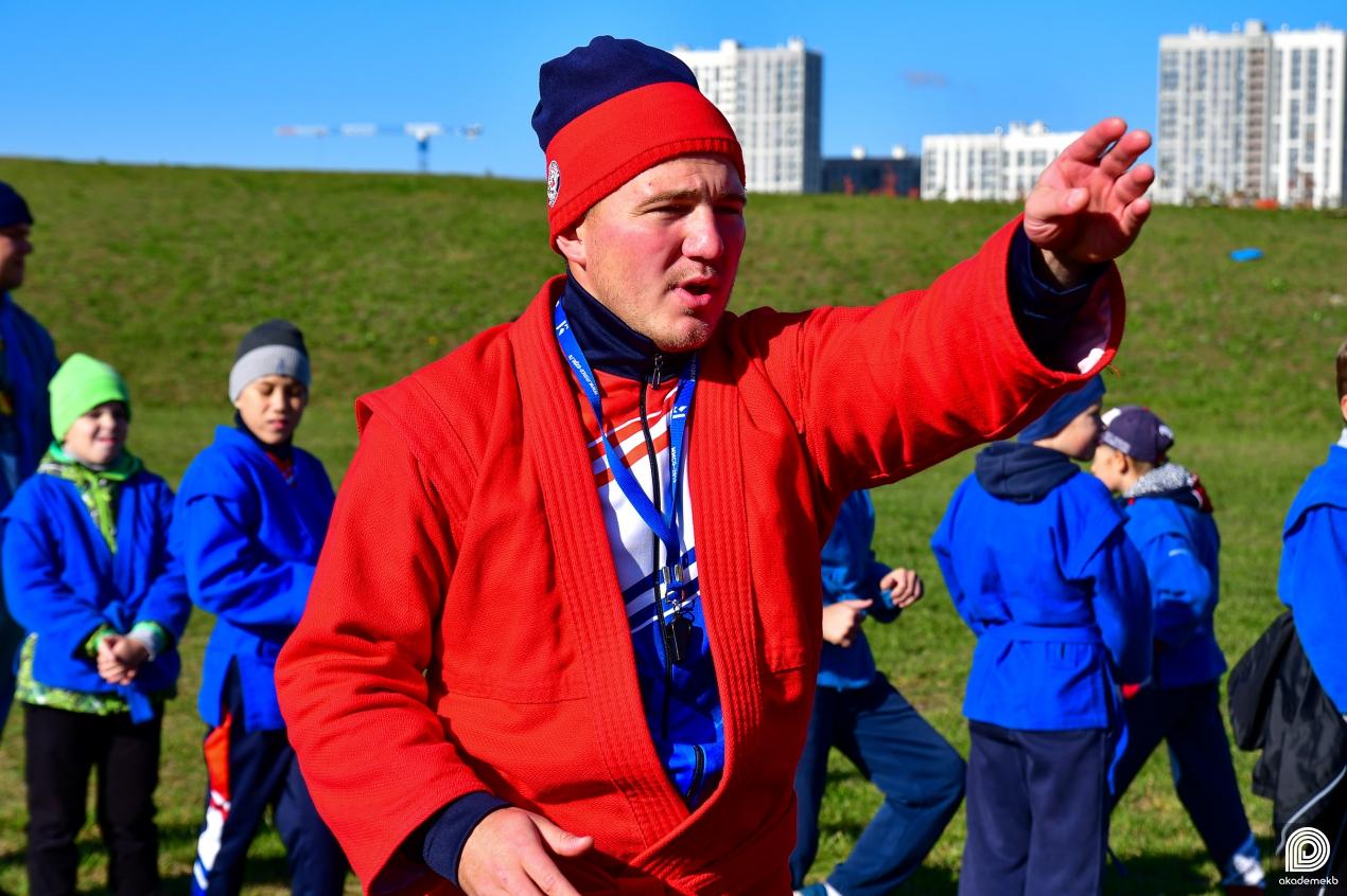 В Преображенском парке прошёл спортивный флешмоб ко дню рождения района
