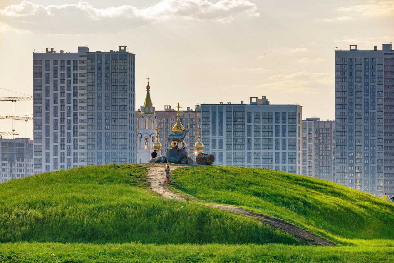Преображенский или парк на Уралмаше? Мэрия предлагает выбрать места для благоустройства в 2022 году