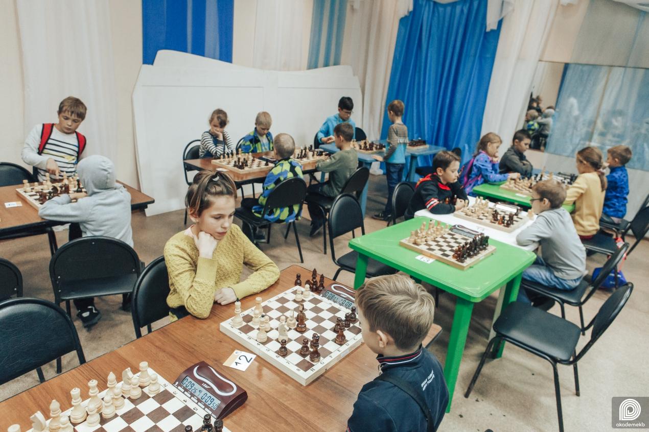 11 апреля детей Академического ждёт шахматный турнир