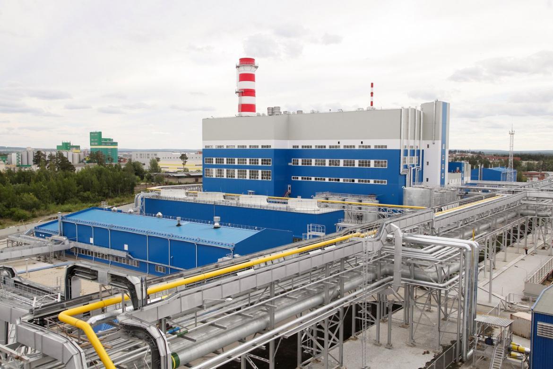 ТЭЦ «Академическая» выдала в Единую энергетическую сеть первые мегаватты