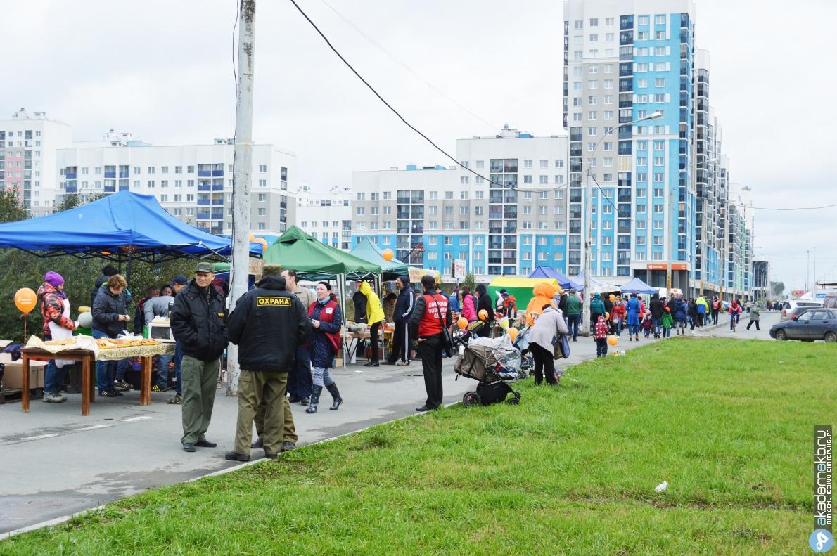 Перекрёсток Шаманова – де Геннина станет площадкой для проведения ярмарок