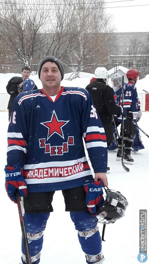 Состоялся Рождественский турнир по хоккею