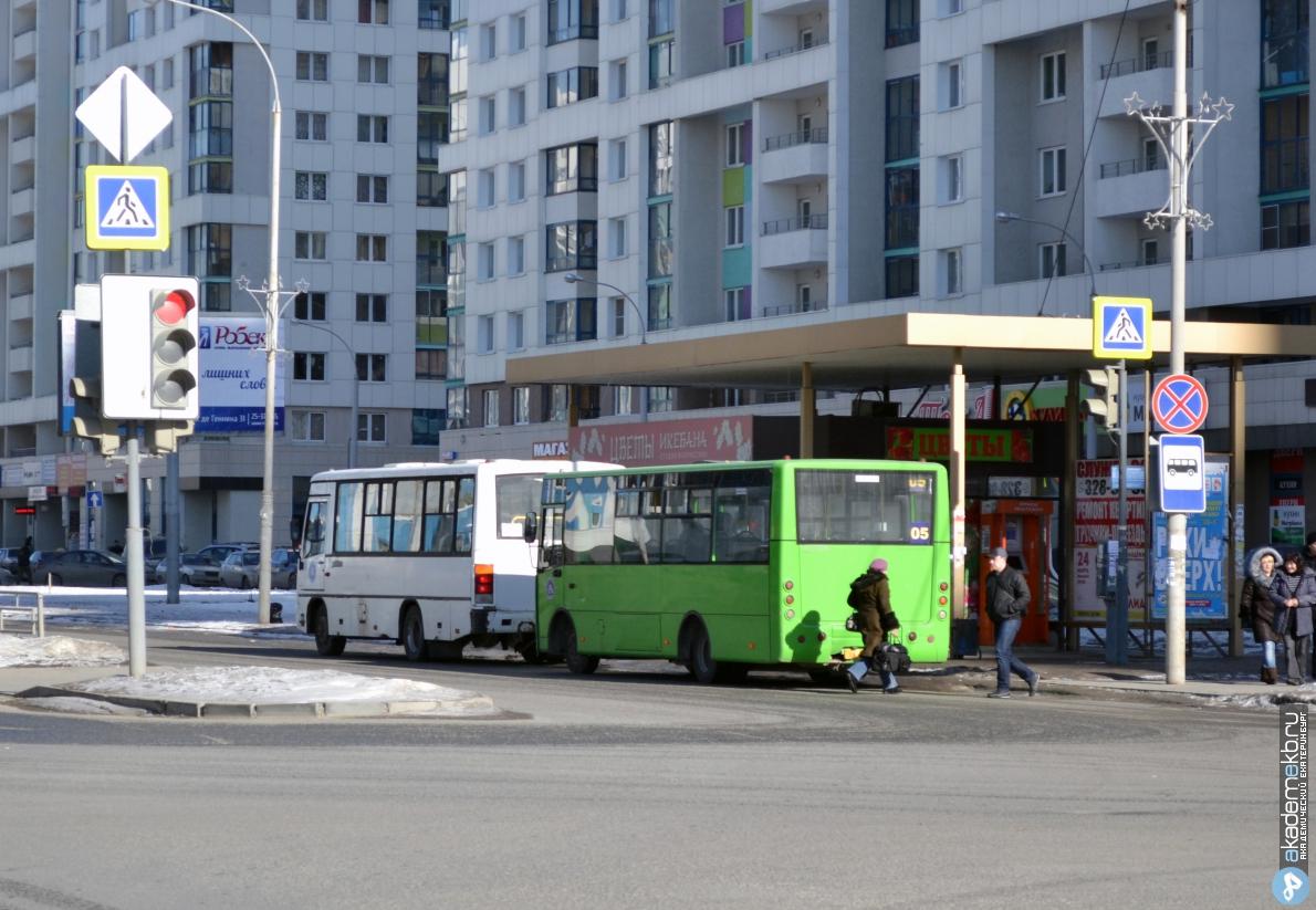 К концу лета в районе отменят два автобусных маршрута