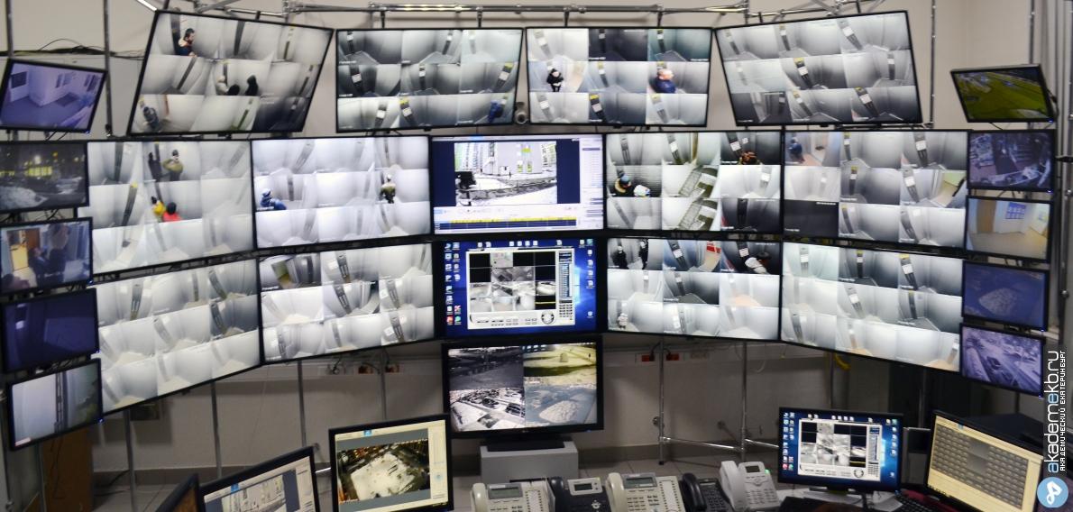 Отчёт о работе системы безопасности за март
