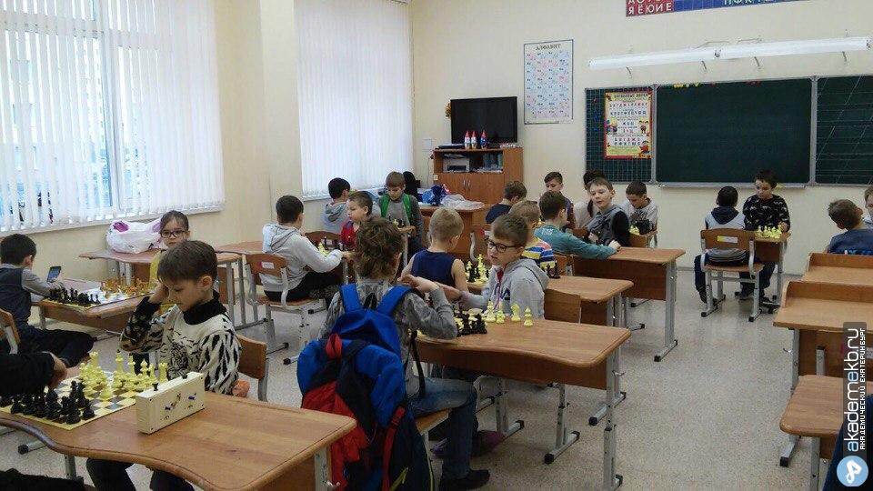 Ко Дню Победы в Академическом пройдёт шахматный турнир среди школьников