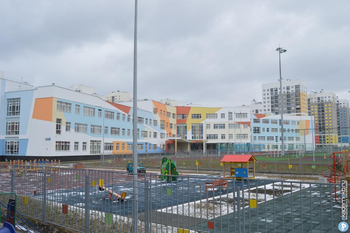 Всё-таки сдадут в этом году: вторая очередь школы № 23 откроется в январе